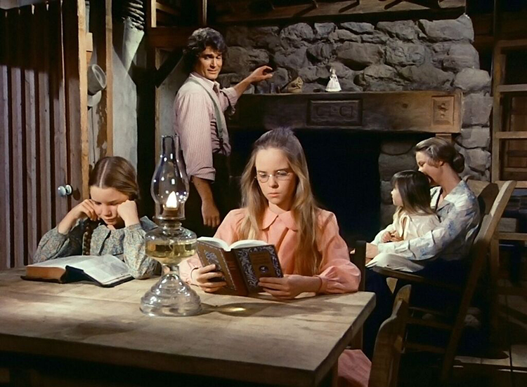 About Michael Landon In Little House On The Prairie
