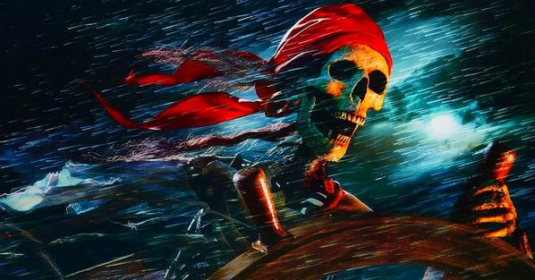Pirates of the Caribbean Reboot Being Developed By Chernobyl Creator