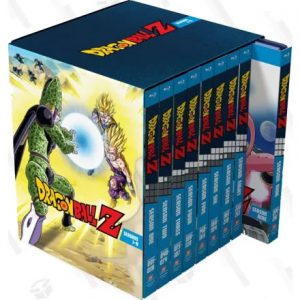 Dragon Ball Z: Seasons 1-9 Collection Blu-ray Box Set For Sale