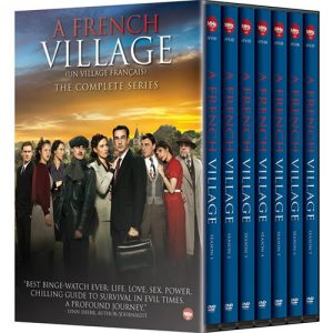A French Village Complete Series DVD Box Set For Sale
