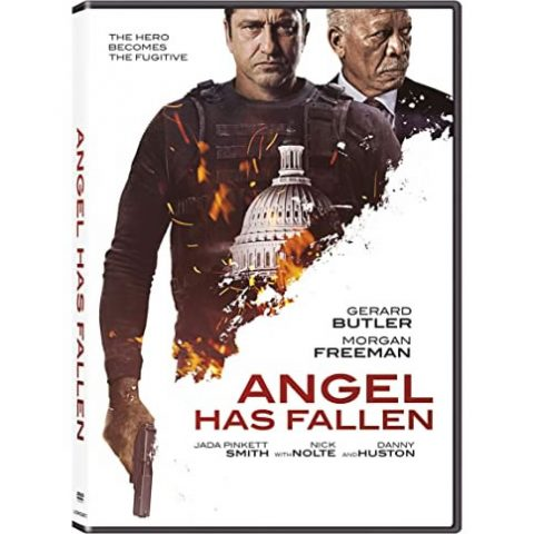 Angel Has Fallen DVD For Sale