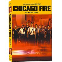Chicago Fire Season 8 DVD For Sale