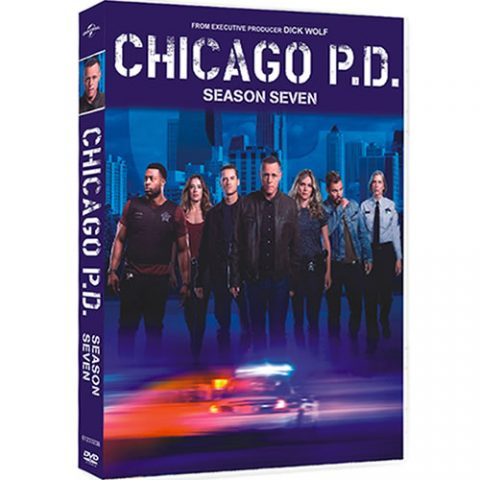 Chicago PD Season 7 DVD For Sale