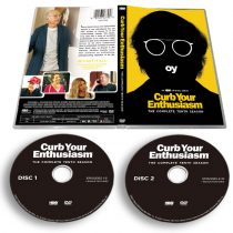 Curb Your Enthusiasm Season 10 DVD For Sale
