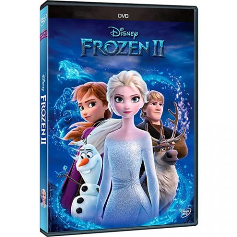 Frozen 2 DVD For Sale