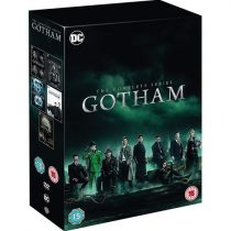 Gotham Complete Series DVD Box Set For Sale