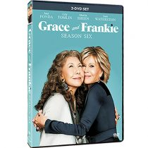 Grace and Frankie Season 6 DVD For Sale