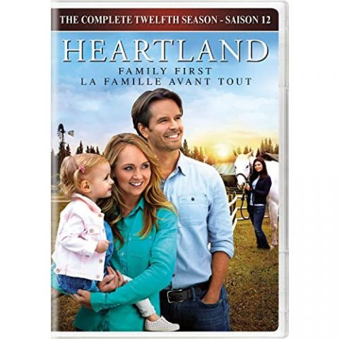 Heartland Season 12 DVD For Sale