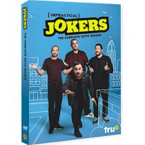 Impractical Jokers Season 6 DVD For Sale