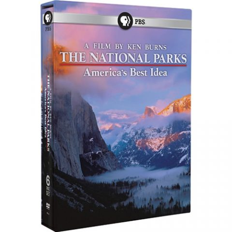 Ken Burns: The National Parks - Americas Best Idea DVD For Sale