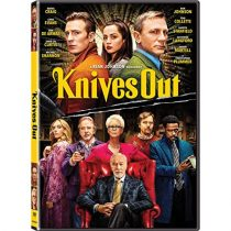 Knives Out DVD For Sale