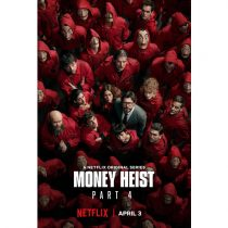 La Casa de Papel Season 4 DVD For Sale