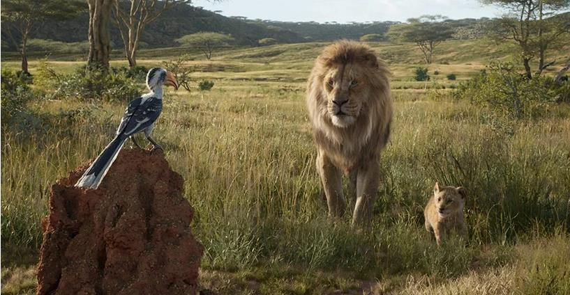 The Lion King Passes Aladdin 2019 At Domestic Box Office