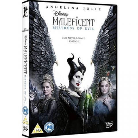 Maleficent: Mistress of Evil DVD For Sale