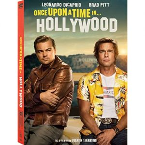 Once upon a Time in Hollywood DVD For Sale