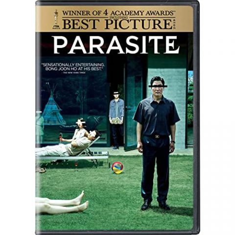 Parasite DVD For Sale