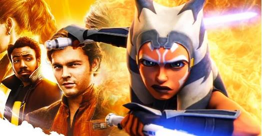 Clone Wars Delivers On What The Han Solo Movie Missed Out