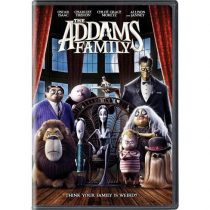 The Addams Family DVD For Sale