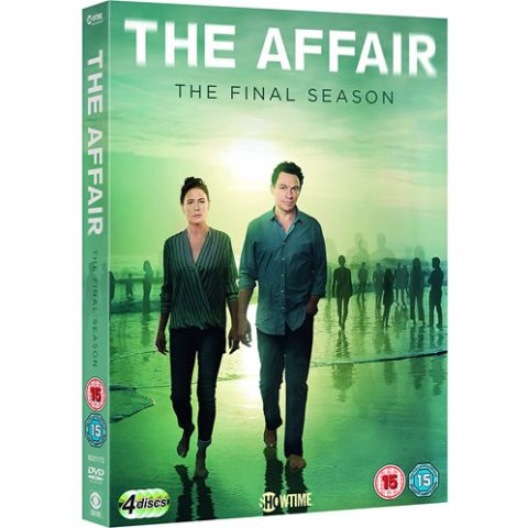 The Affair Season 5 DVD For Sale