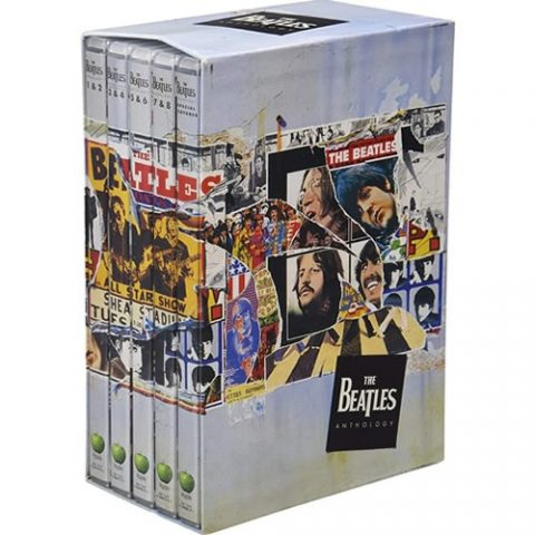 The Beatles Anthology DVD Box Set For Sale