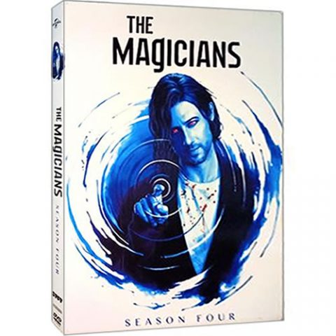 The Magicians Season 4 DVD For Sale