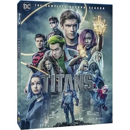 Titans Season 2 DVD For Sale