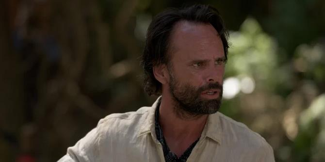 Walton Goggins Interview: Tomb Raider
