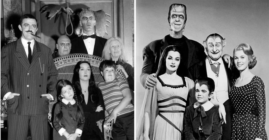 5 Things The Addams Family Does Better (& 5 Things The Munsters Does Better)