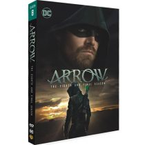 Arrow Season 8 DVD For Sale