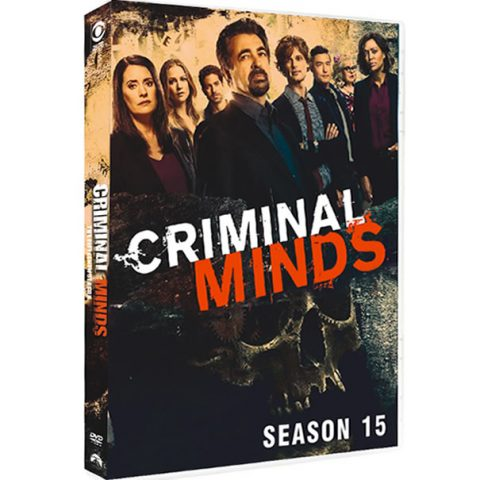 Criminal Minds Season 15 DVD For Sale