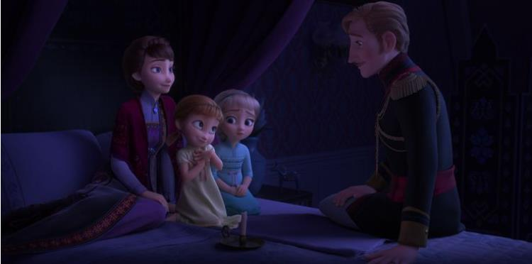 Why Frozen 2 Recast Elsa's Parents, Agnarr & Iduna