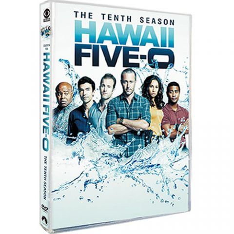 Hawaii Five-0 Season 10 DVD For Sale