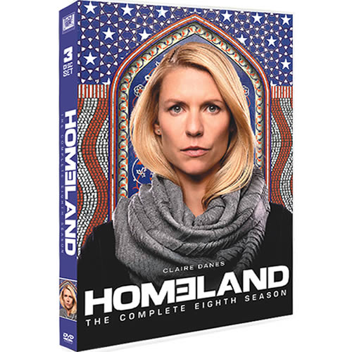 Homeland Season 8 DVD For Sale