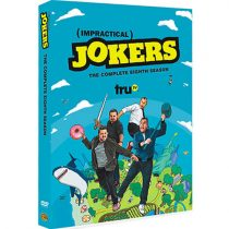 Impractical Jokers Season 8 DVD For Sale