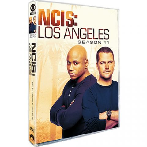 NCIS: Los Angeles Season 11 DVD For Sale
