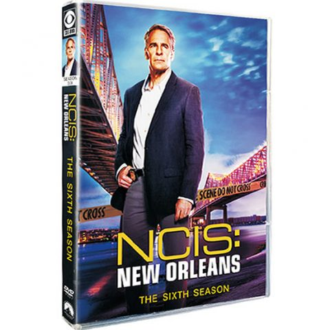 NCIS: New Orleans Season 6 DVD For Sale