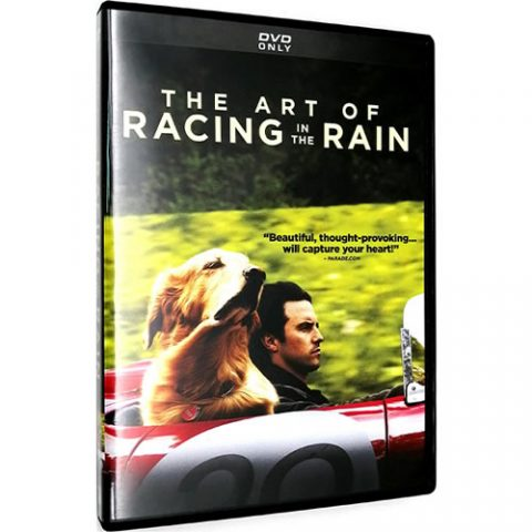 The Art of Racing in the Rain DVD For Sale