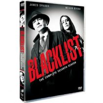 The Blacklist Season 7 DVD For Sale