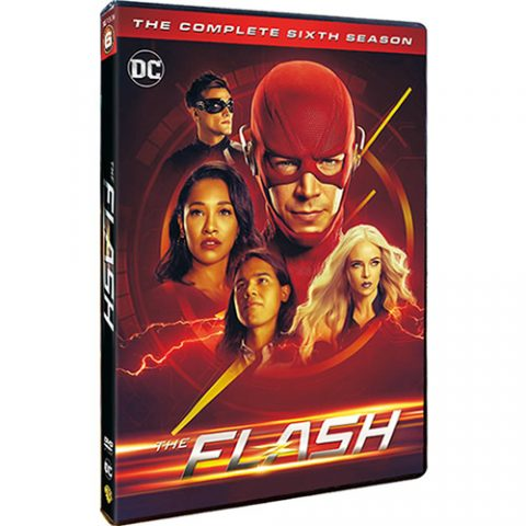 The Flash Season 6 DVD For Sale