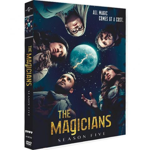 The Magicians Season 5 DVD For Sale