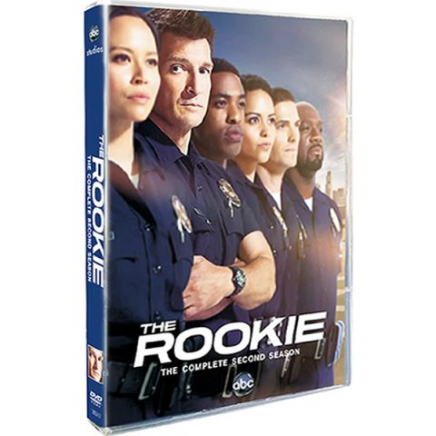The Rookie Season 2 DVD For Sale