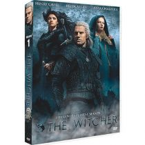 The Witcher Season 1 DVD For Sale