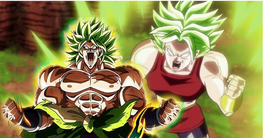 Dragon Ball: How Universe 6's Legendary Super Saiyan Compares To Broly