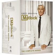 Matlock Complete Series DVD Box Set For Sale