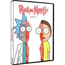 Rick and Morty Season 4 DVD For Sale