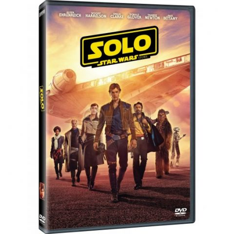 Solo: A Star Wars Story DVD For Sale