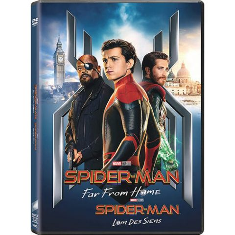 Spider-Man: Far from Home DVD For Sale