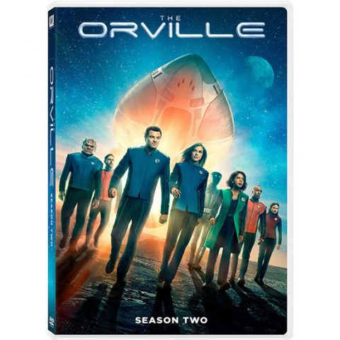 The Orville Season 2 DVD For Sale