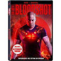 Bloodshot DVD For Sale