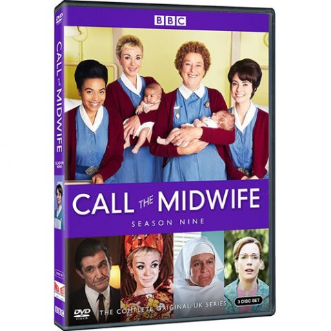 Call the Midwife Season 9 DVD For Sale